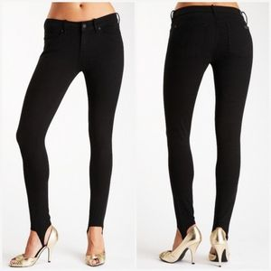 7 For All Mankind Stirrup Pants